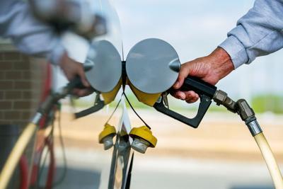 Gas pump (copy)