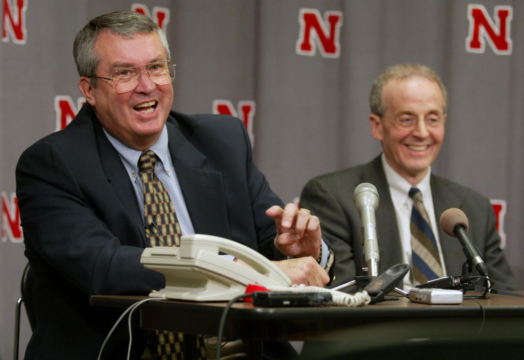 NU Regents respond to Eichorst firing