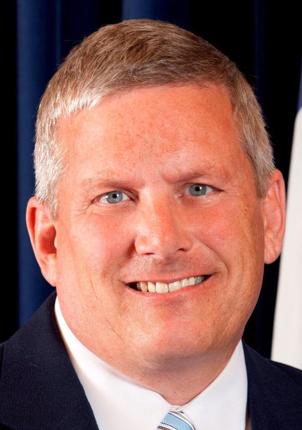 Iowa Secretary of Agriculture Bill Northey