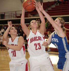 Rapid City girls pull away from Scottsbluff