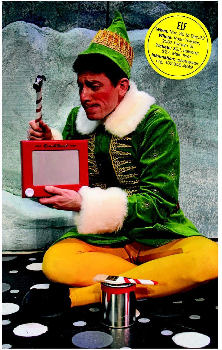 'Elf' magically returns to the Rose