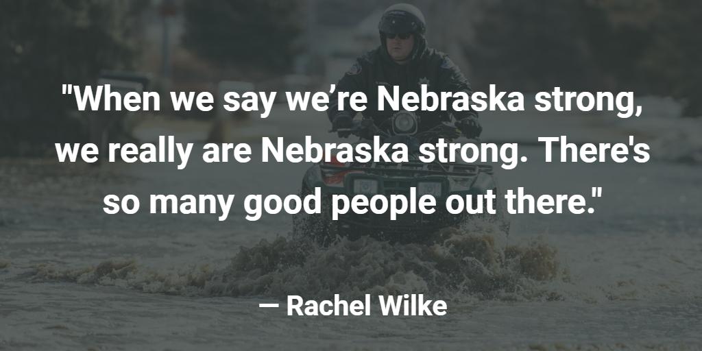 Nebraska strong quote