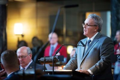 State Sen. Jim Scheer