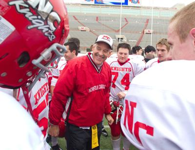 Pospisil: Coach Jeff Bellar hits another milestone during record-setting career with Norfolk Catholic football