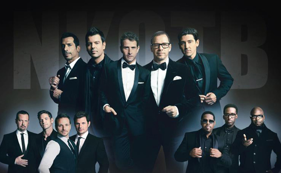 New Kids On the Block, 98 Degrees and Boyz II Men going on tour