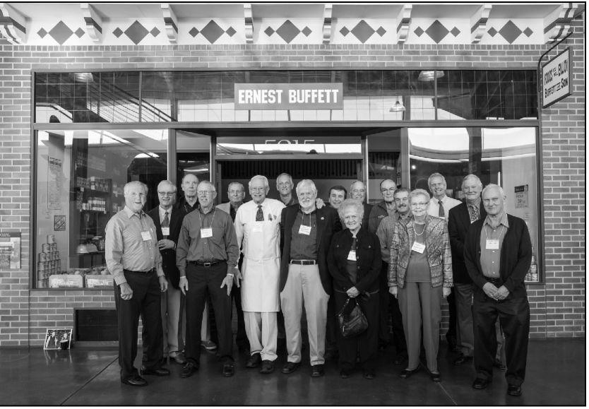 Fond memories of a Buffett legend