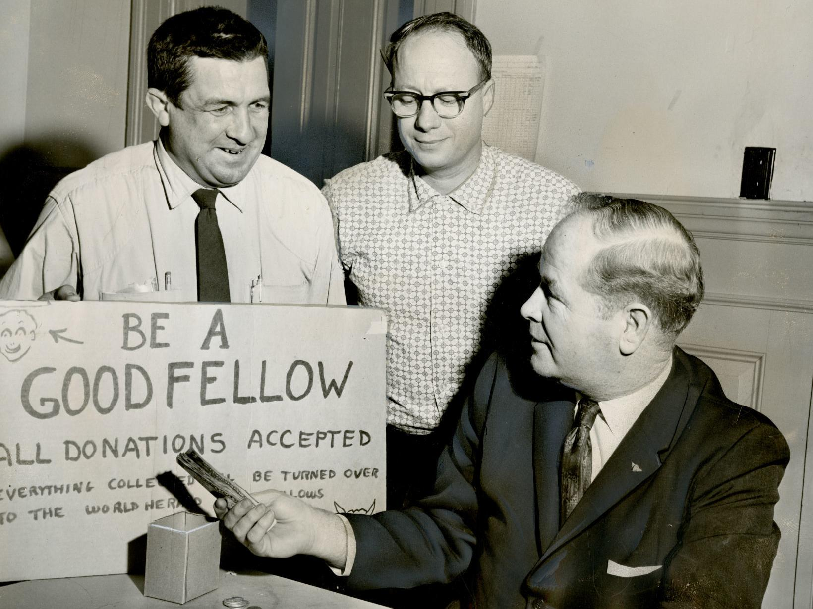 Goodfellows has provided over $16 million in aid, with $6 million from the past five years
