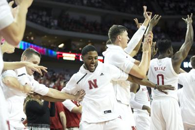 Early scoring outburst in second half helps Huskers upset No. 14 Minnesota