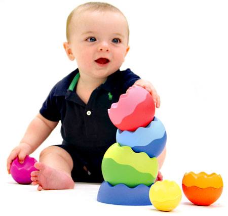 Fat Brain infant toy takes top honor at international competition