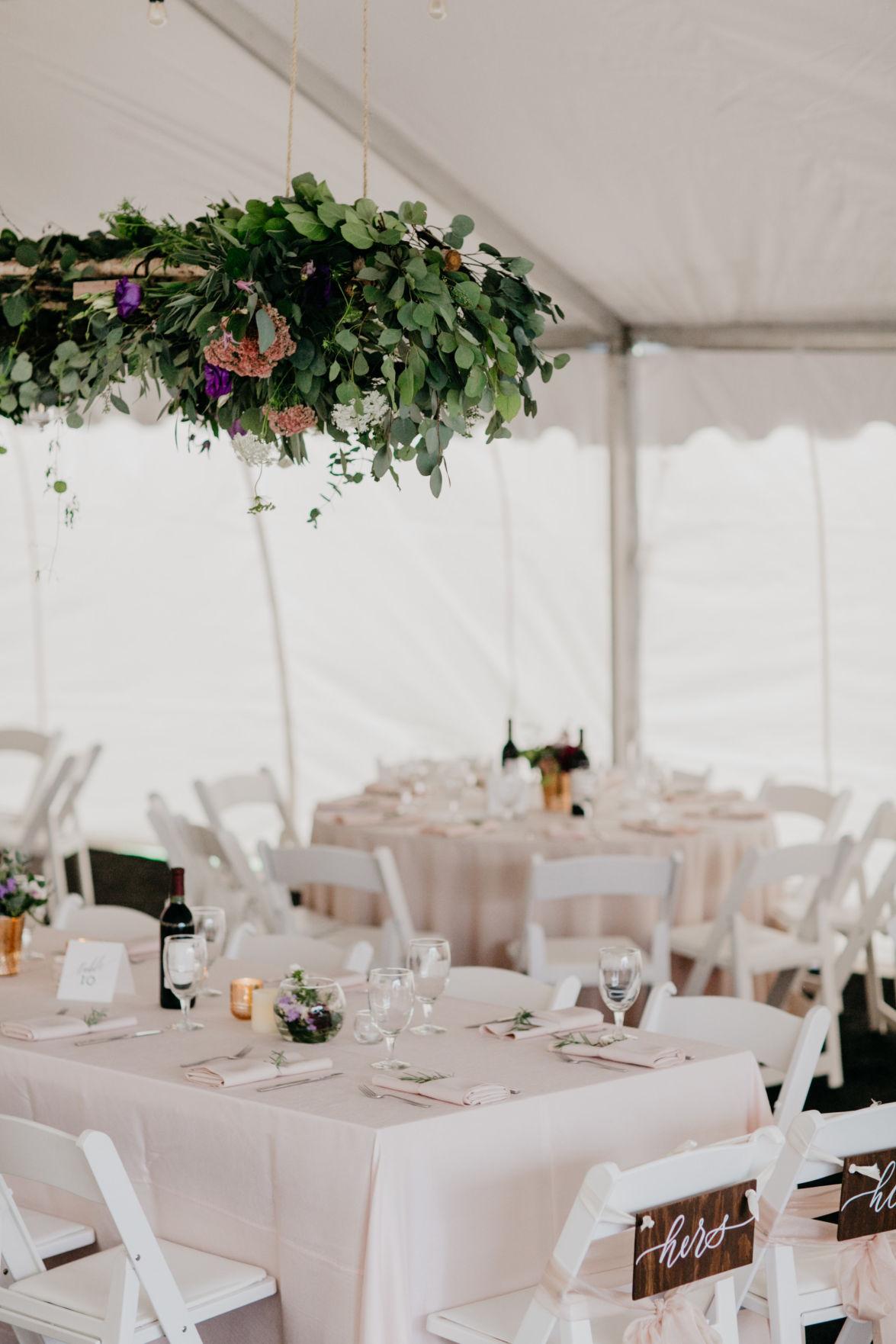 Intimate Summer Iceland Wedding Ceremony Rainwood Vineyard Omaha