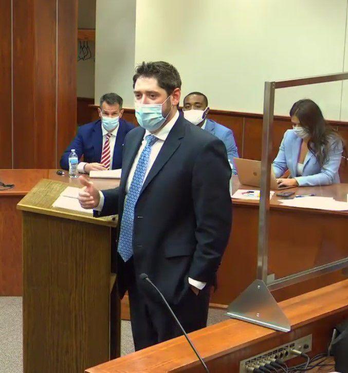 Katherian LeGrone trial