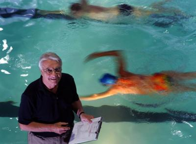 Ex-Nebraska coach Cal Bentz remembered for helping thousands of swimmers