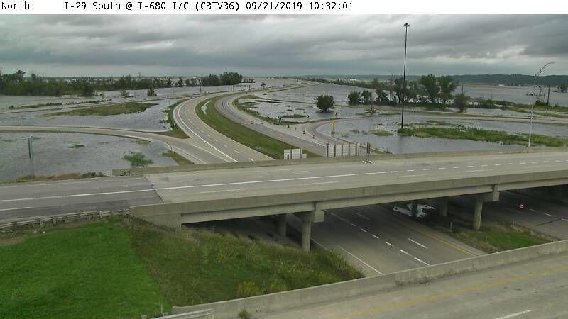 CBTV I-29 @ South I-680 interchange