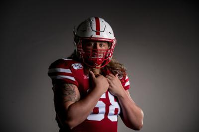 Husker Camp Countdown: No. 49 Will Farniok
