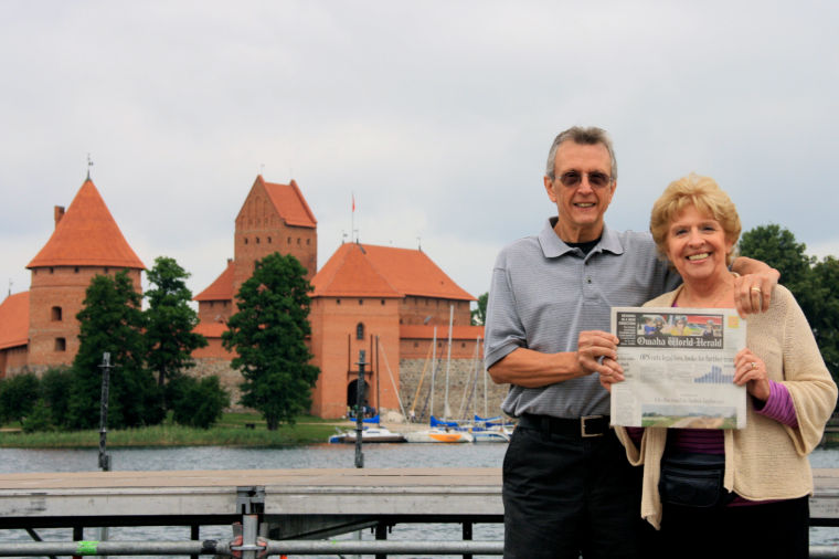 Travel Snaps: The World-Herald in Lithuania, Germany