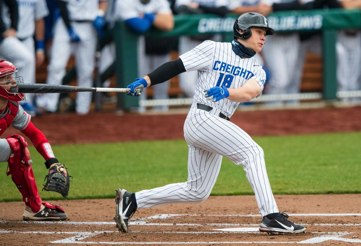 Clean-up hitter Alan Roden's emergence is boosting Creighton's offense