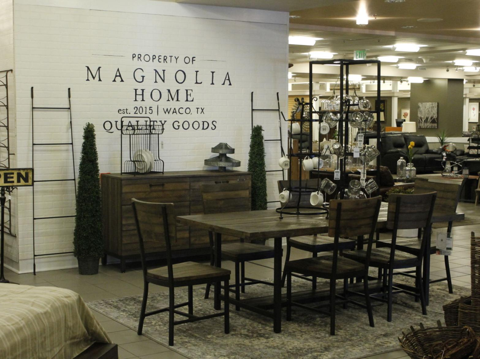HGTV star Joanna Gaines furniture line now available at