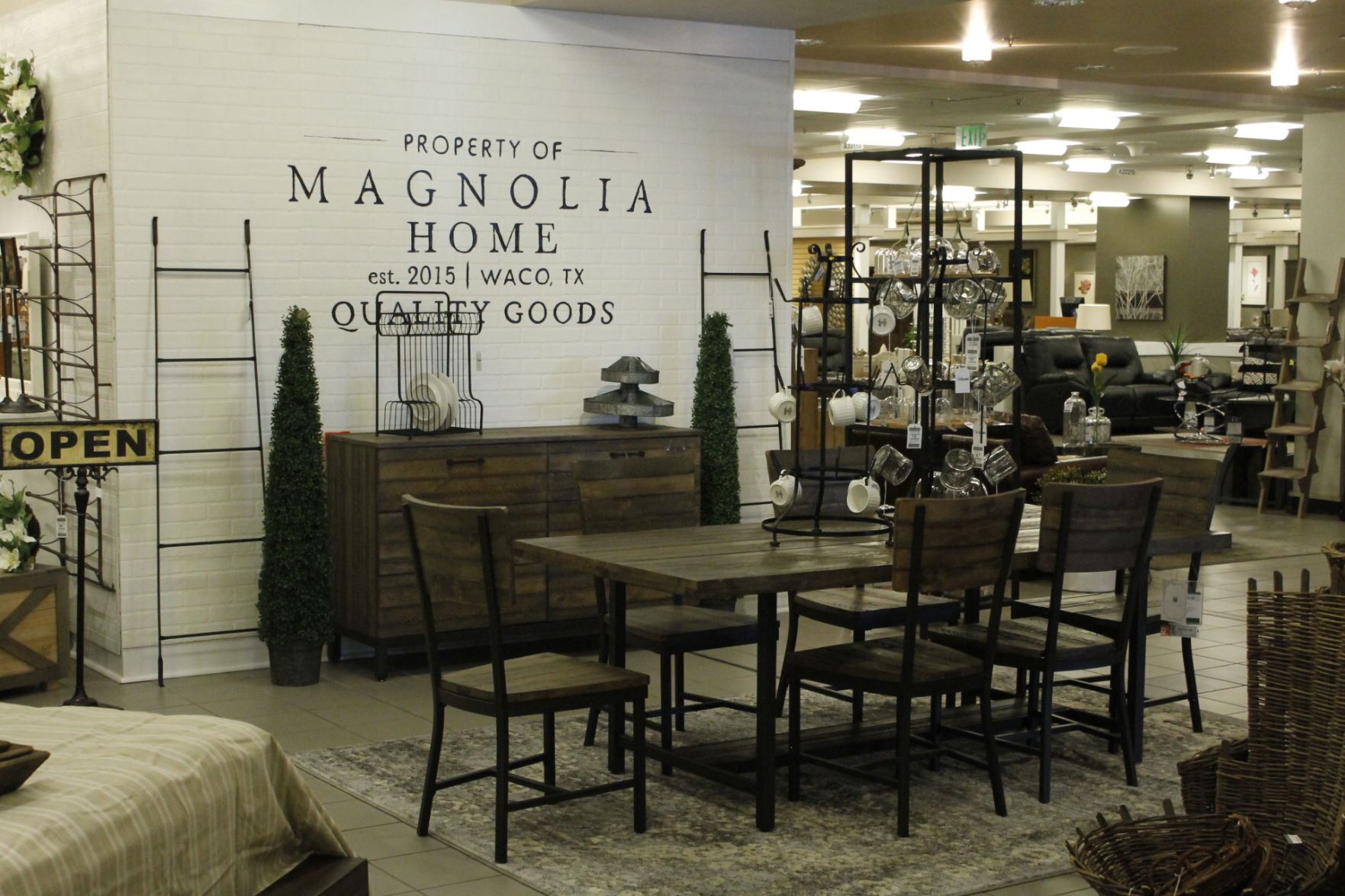Magnolia Home by Joanna Gaines Nebraska