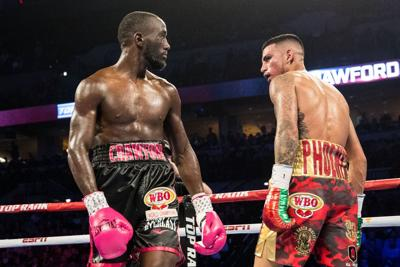 Undefeated Omaha boxer Bud Crawford says Amir Khan fight could 'push