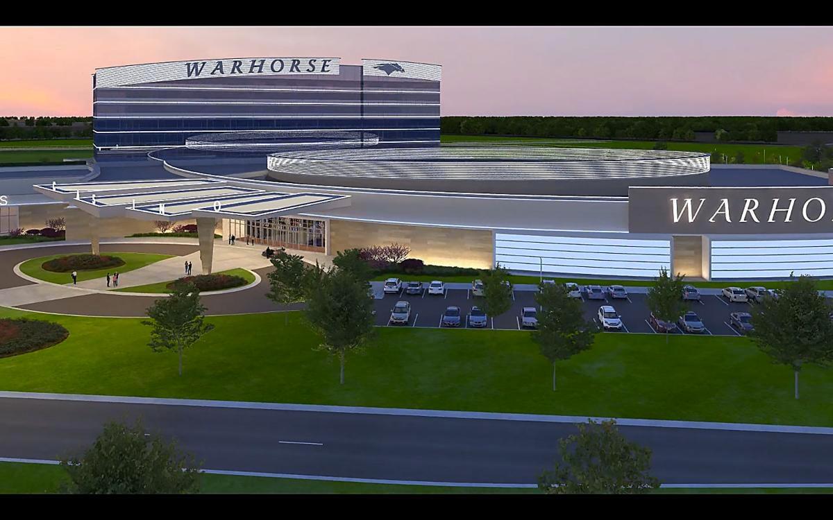 Lincoln casino and racecourse