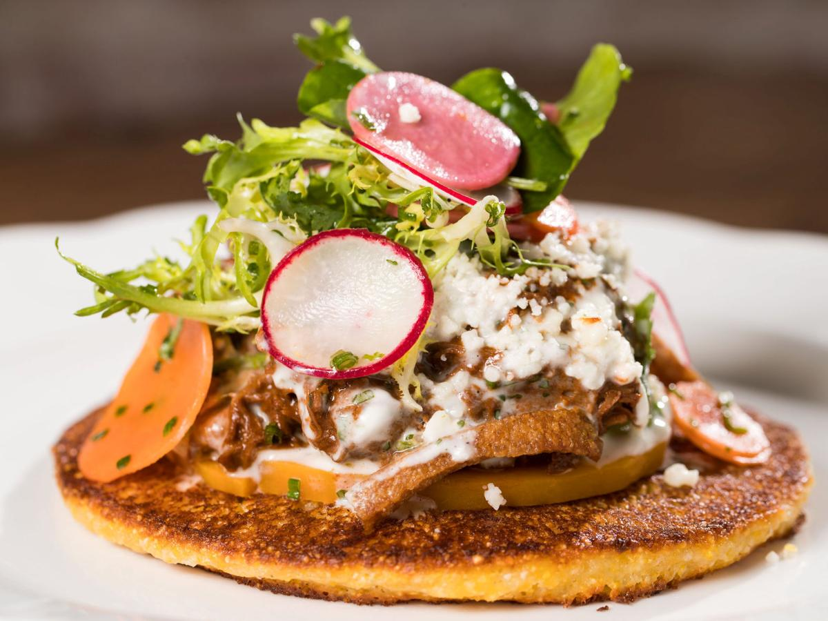 Dining review: Blackstone's Stirnella brings a grown-up vibe to neighborhood of bars and casual restaurants