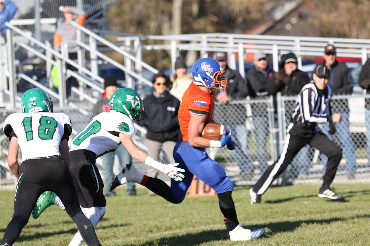 Osceola/High Plains senior Keaton Van Housen excited for opportunity to play Memorial Stadium
