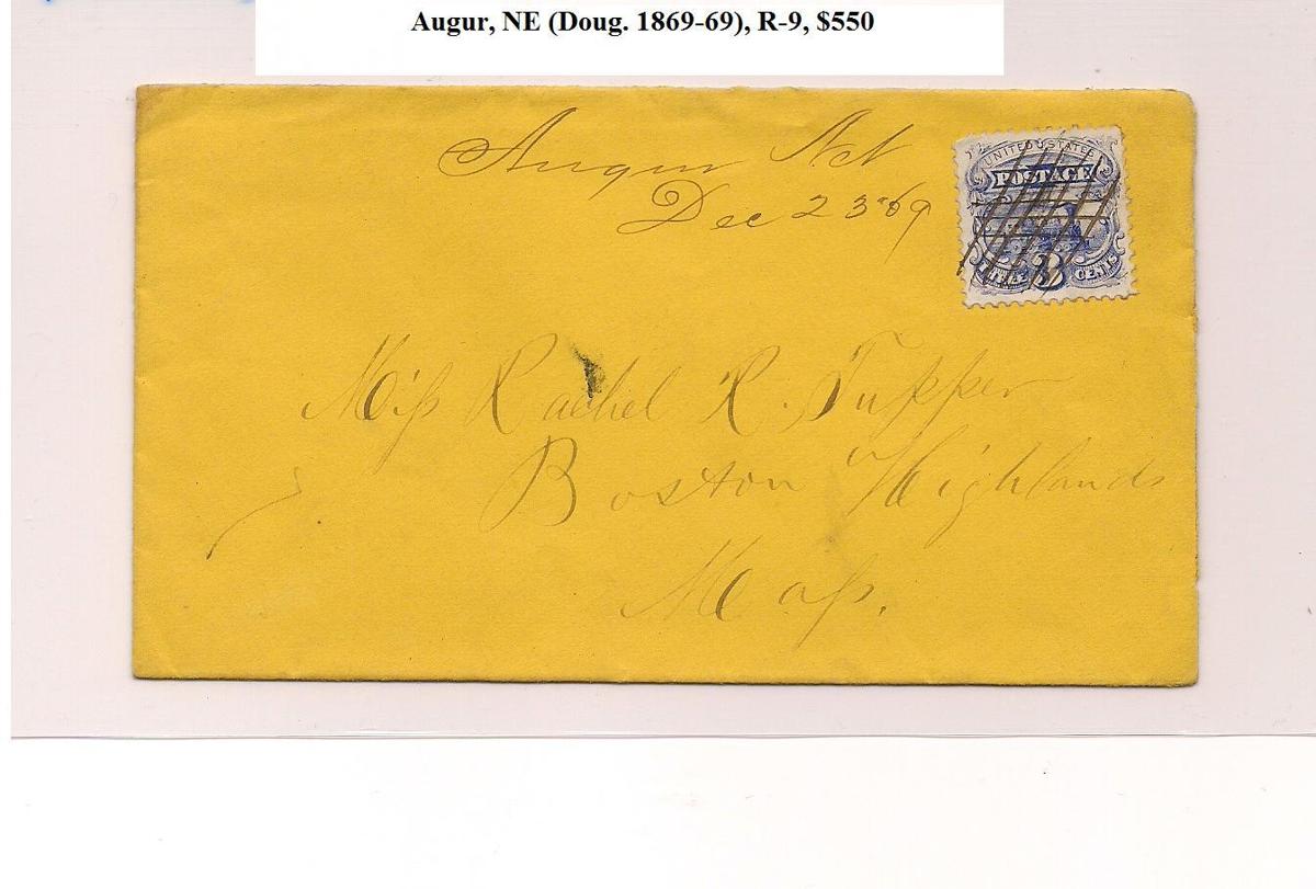 Letter to Augur, Nebraska