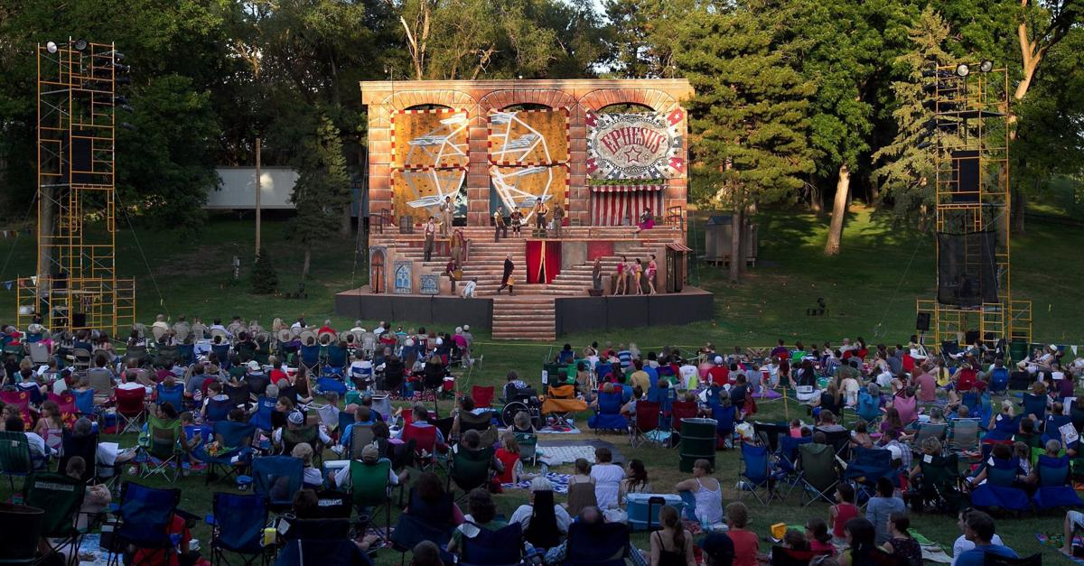 Attend Shakespeare on the Green (copy)