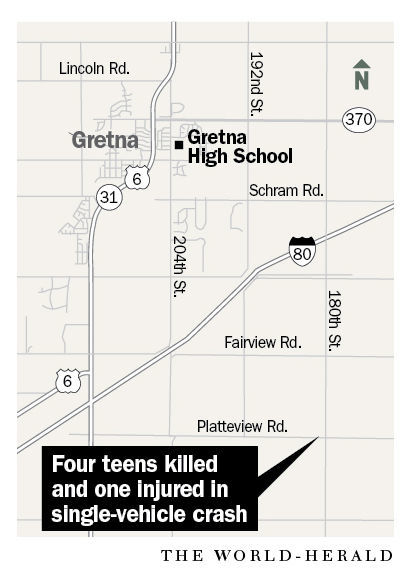 The worst thing that can happen to a community': Four Gretna