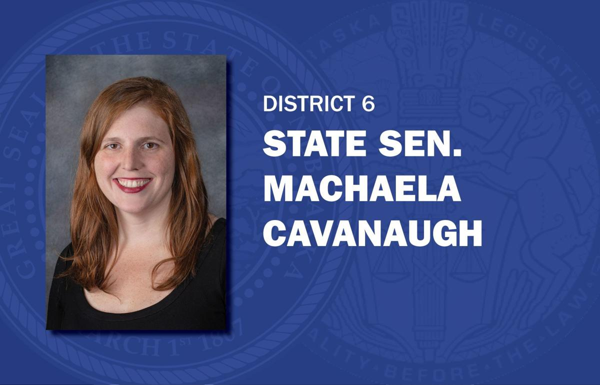 Machaela Cavanaugh mug senators