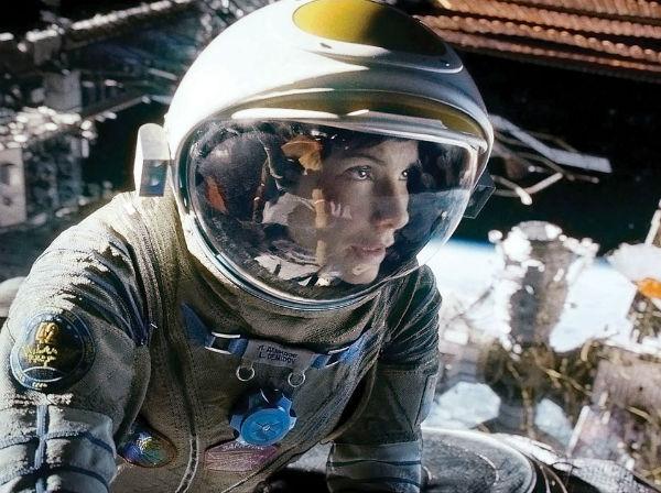 Jamie Foxx's 'Gravity' spoof of Sandra Bullock's performance