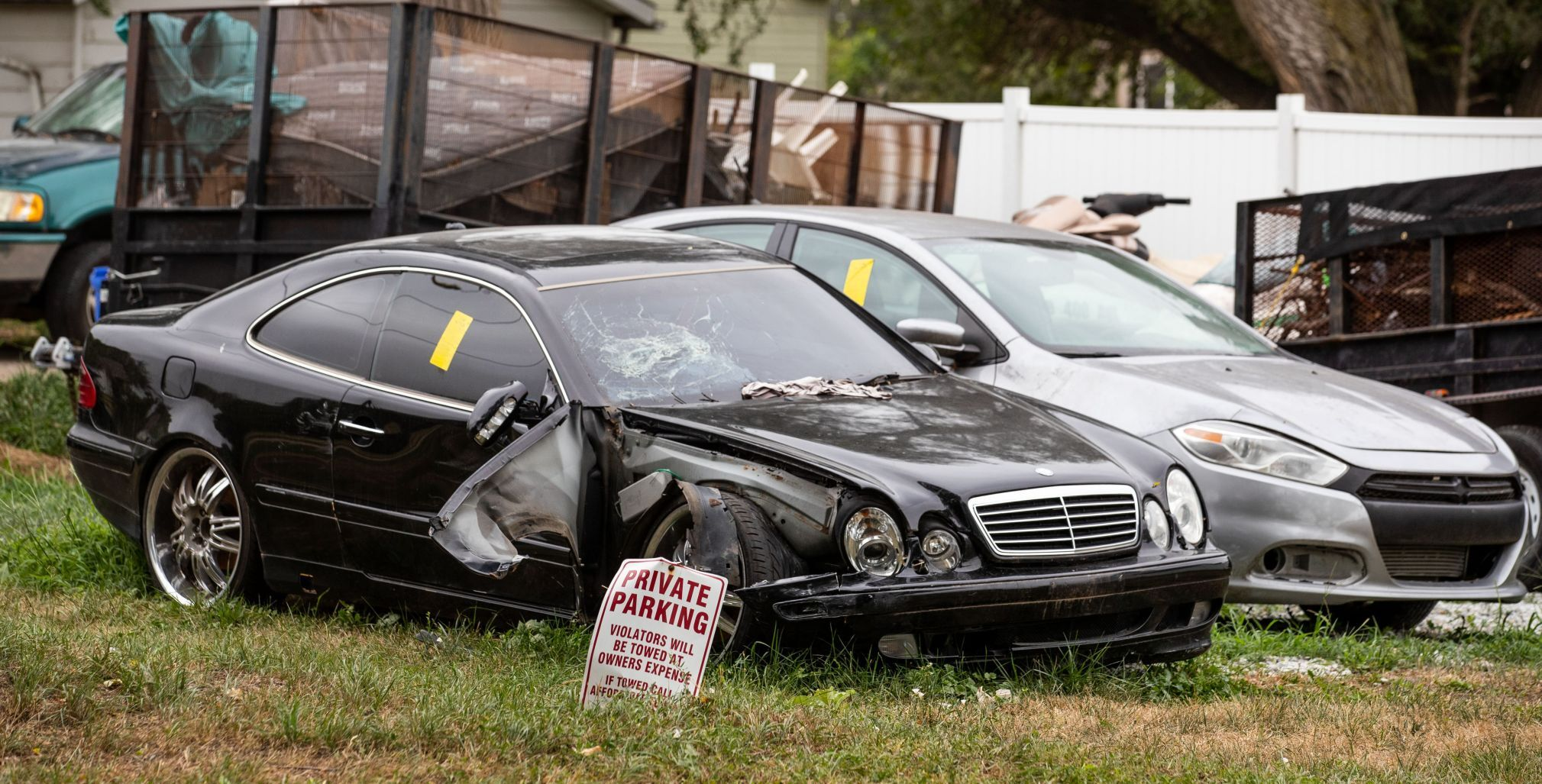 Abandoned Vehicles A Problem Omaha Receives More Than 4 000 Complaints A Year Crime News Omaha Com