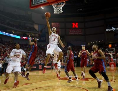 Huskers, second-to-last nationally in assists, looking to share