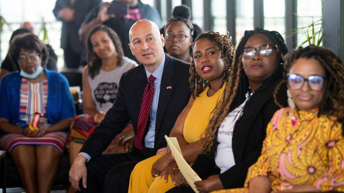 Nebraska's new hair discrimination ban celebrated at North Omaha event