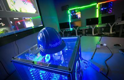 Rad Lab and Cave - Creighton University - sponsored