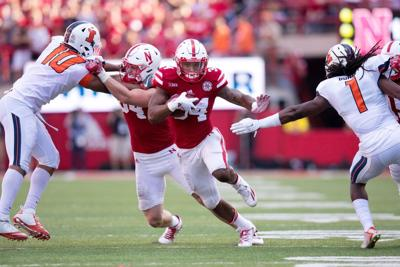 McKewon: Fourth-quarter rushing offense helps Huskers close out games