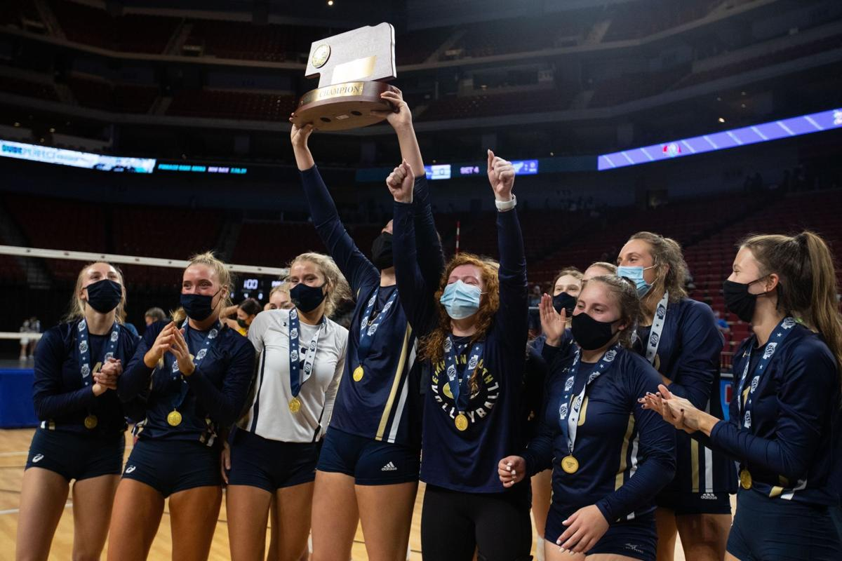 Four Elkhorn South standouts headline All-Metro Conference volleyball team