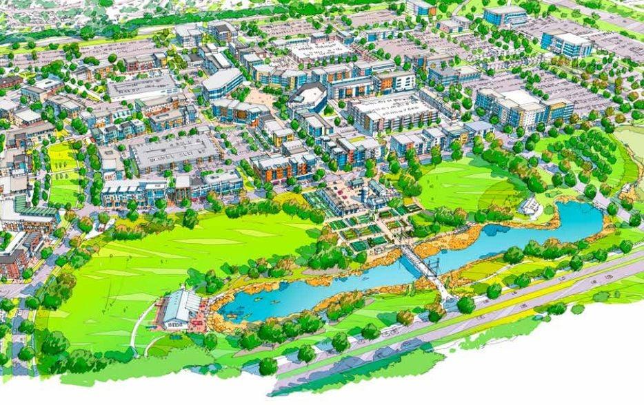 West Farm development rendering