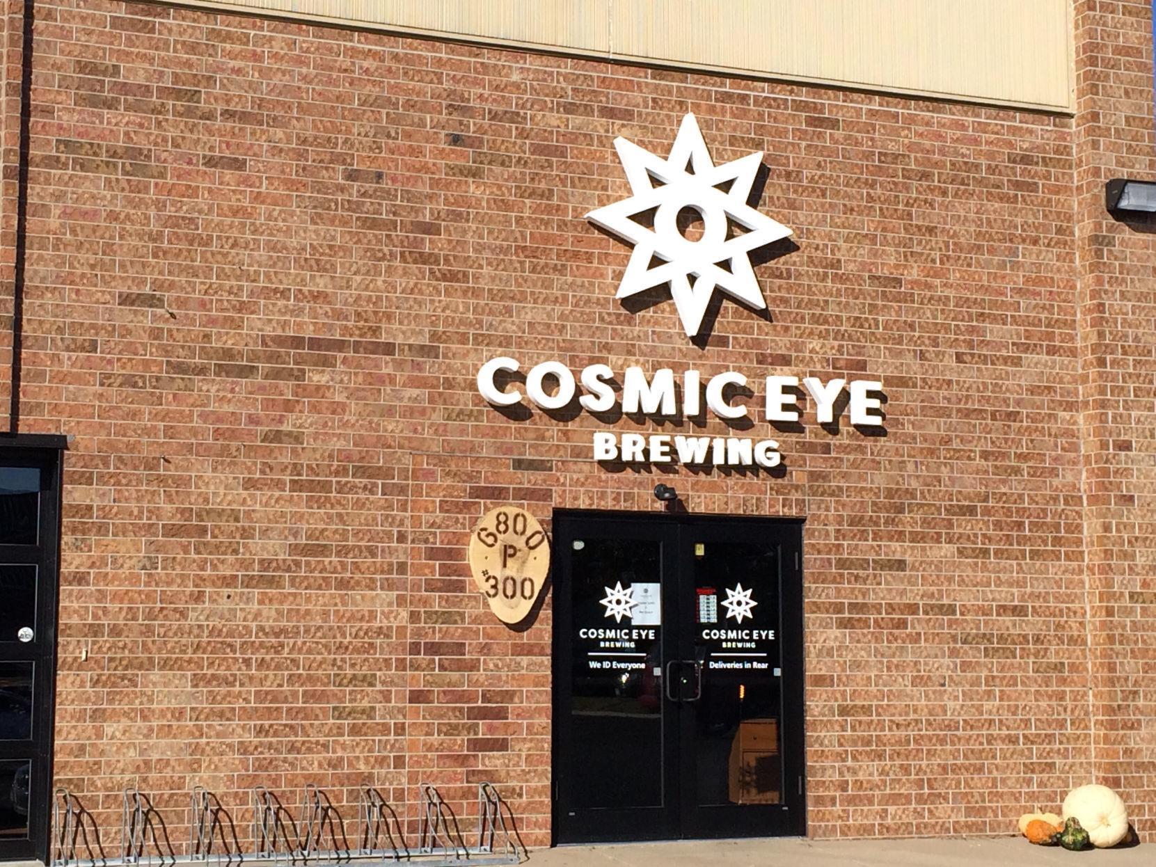 Nightlife review: Lincoln's Cosmic Eye Brewing is family-friendly and full of good brews