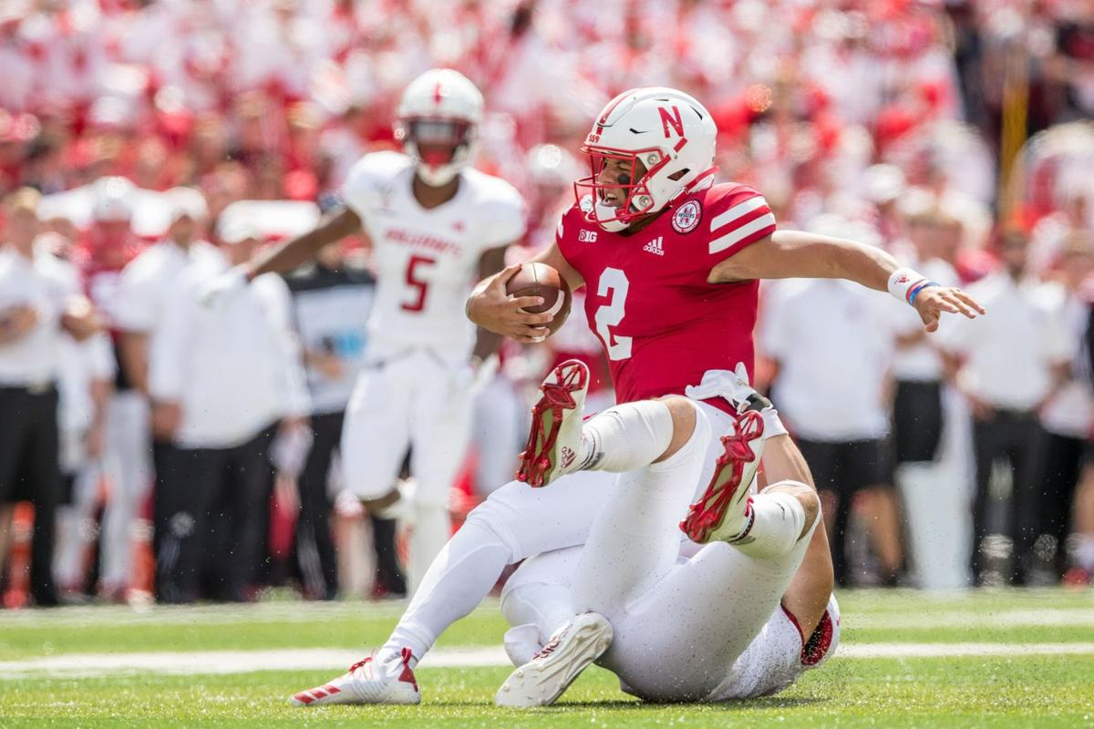 South Alabama's defense spoke volumes, and disrupted Adrian Martinez and the Husker offense