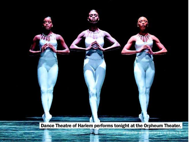 Contemporary dance from Harlem