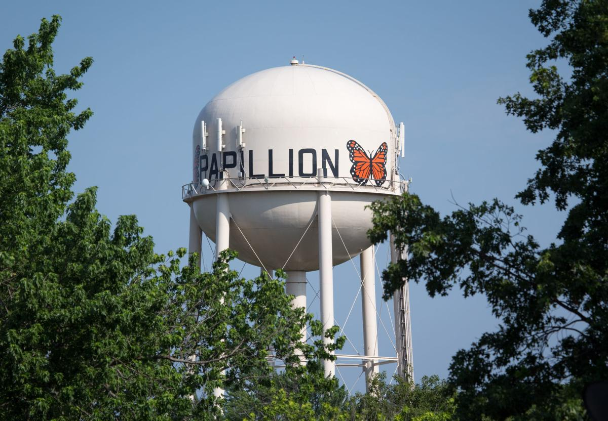 Papillion water tower - teaser