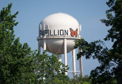 Papillion water tower - teaser
