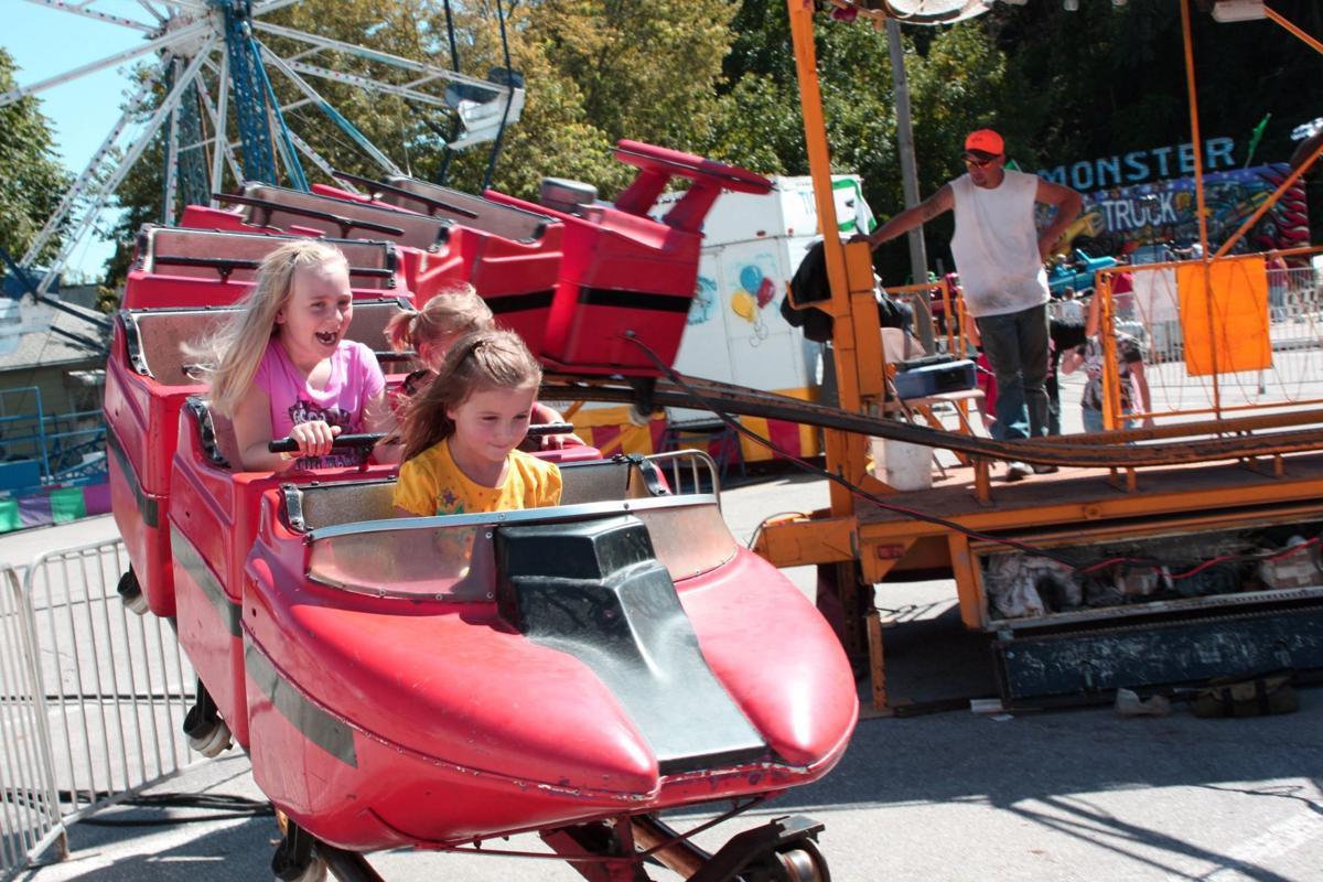 Plattsmouth Harvest Festival / Sept. 5-8