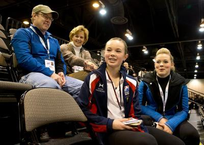 Family's life revolves around figure skating