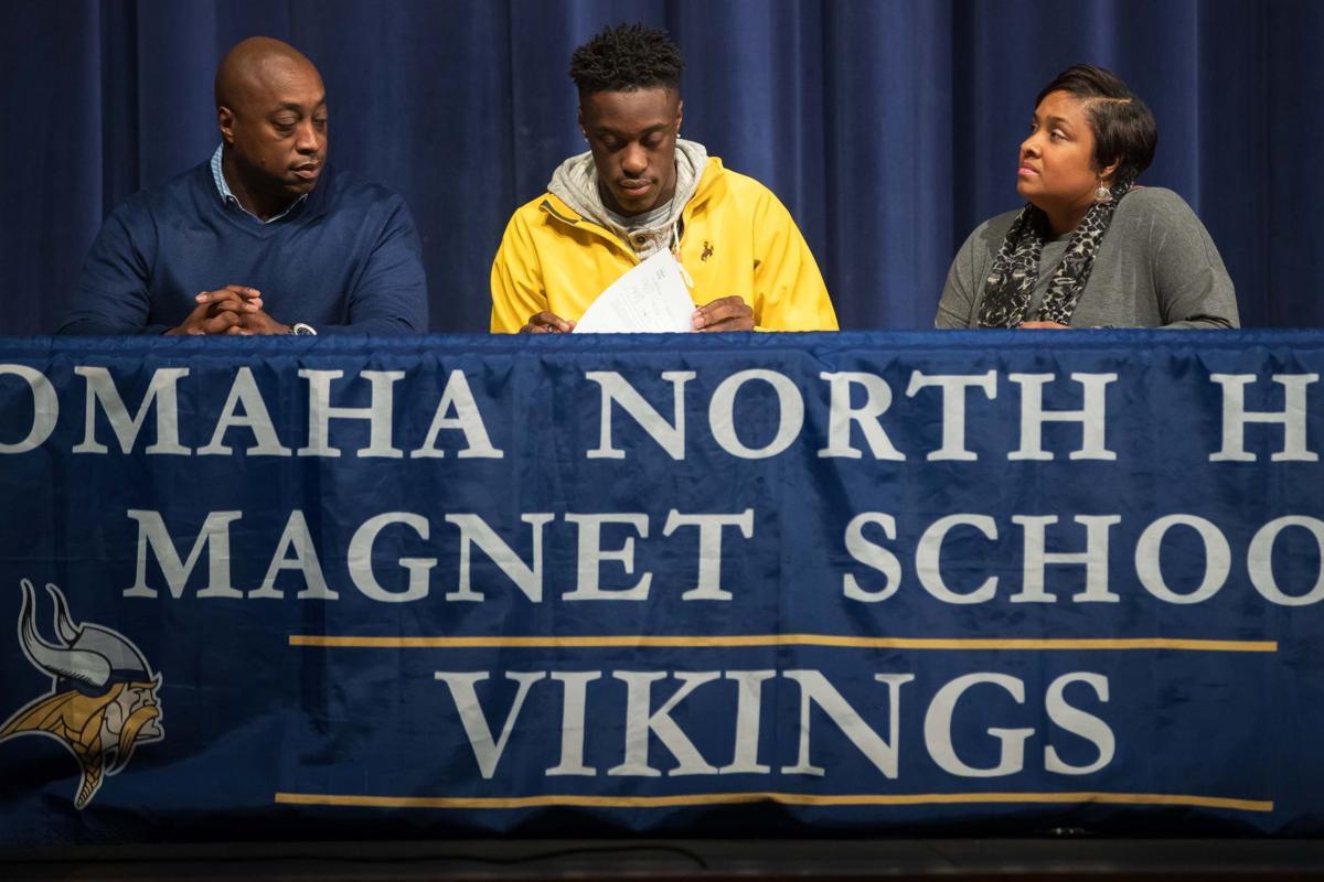 List: Nebraska high school recruits sign with college teams