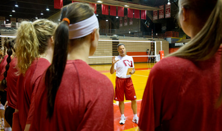 Notes: Devaney renovations keep Huskers off new home court