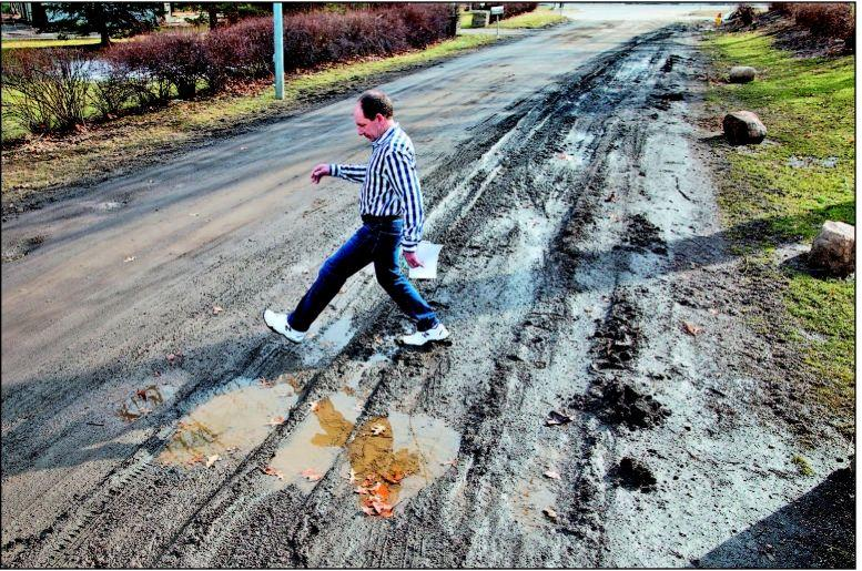 This 'misery lane' will get some city help