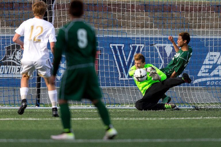 Behind a pair from Erik Sandnes, Elkhorn South cruises into finals