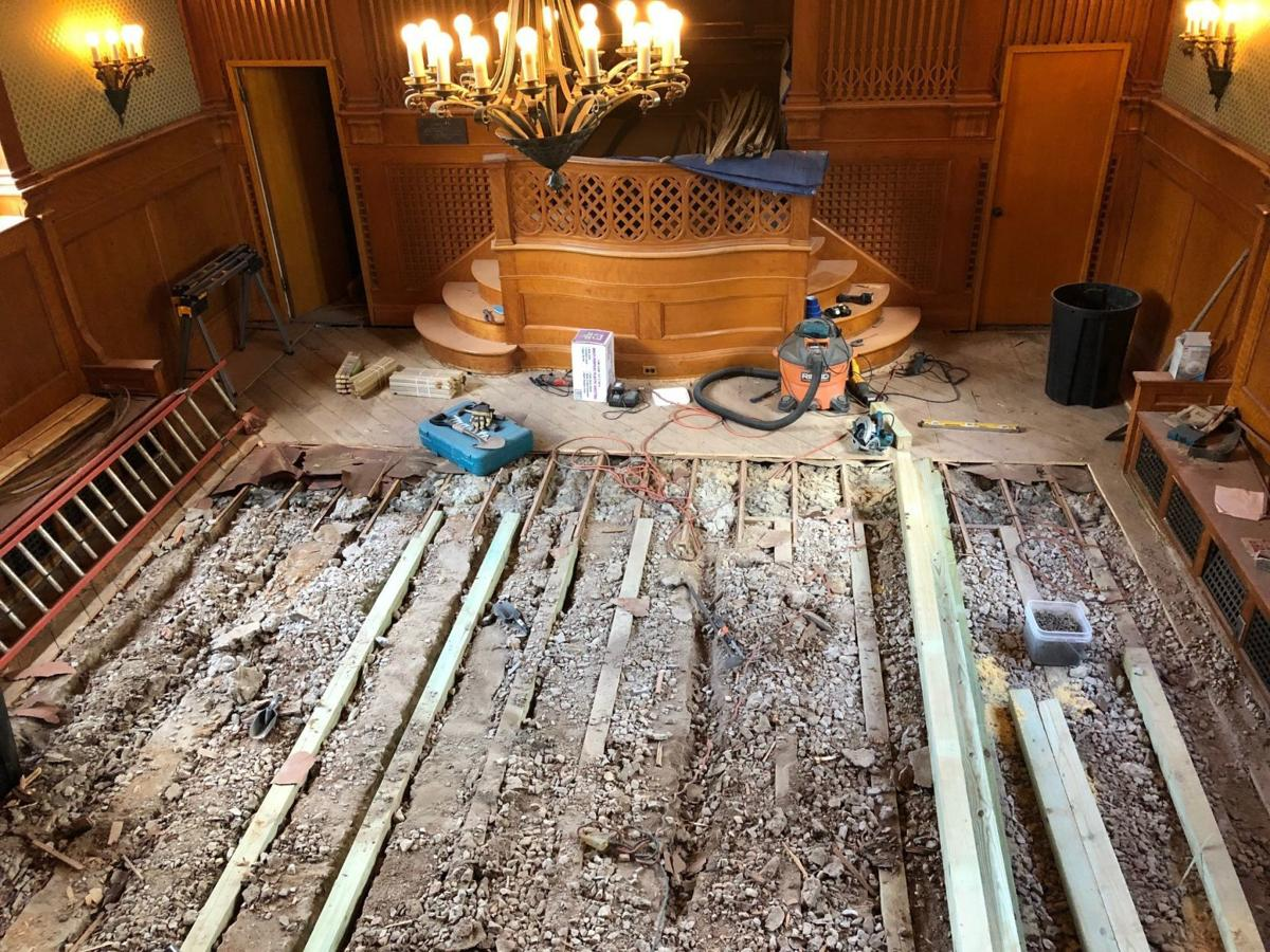 Music Room Floor Project (2)